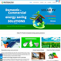 Abbey Energy Website Project