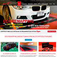 ECU Thailand Website Project